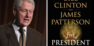 Bill Clinton the president is missing/Foto Istimewa Nusantaranews