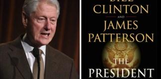Bill Clinton the president is missing/Foto Istimewa Nusantaranews