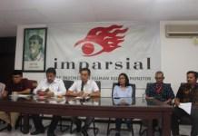 Direktur Imparsial Al Araf. (Foto Andika/Nusantaranews)