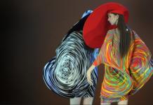 Fashion hasil rancangan Pierre Cardin/Foto Croup/Net/Nusantaranews