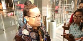 Sekretaris Jenderal Kementerian Perhubungan RI, Sugihardjo. Foto Restu Fadilah/ NusantaraNews.co