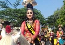 Pawai Perayaan Grebeg Suro Kota Reog. Foto Muh Nurcholis/ NusantaraNews