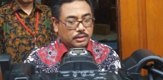 Ketut Mulya Arsana pengacara Setya Novanto. (Foto Restu Fadilah/Nusantaranews)
