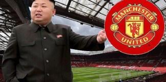 Pemimpin Korea Utara adalah seorang penggemar Manchester United. (Foto: Ilustrasi/Lockerdome)