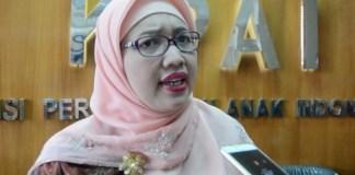 Komisioner KPAI (Komisi Perlindungan Anak Indonesia) Bidang Pendidikan, Retno Listyarti. FOto: Dok Republika