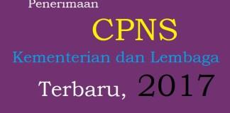 Lowongan CPNS Terbaru 2017. Ilustras: NusantaraNews.co