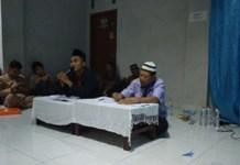 "Diskusi dengan tema ""Peran dan Fungsi Mahasiswa Dalam Membangun Daerah"" dalam rangkaian harlah IPMKN-Y ke 7. Foto Istimewa/ NusantaraNews.co"