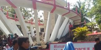 Monumen Trisula/Foto Dok. Pribadi/Nusantaranews