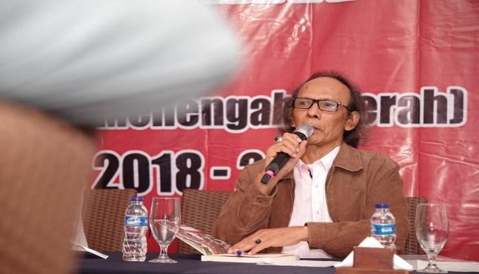 Muchtar Effendi Harahap, Peneliti Senior NSEAS. (Foto: Istimewa)