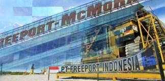 PT Freeport Indonesia (Ilustrasi). Foto: Dok. Monitor