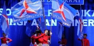 Partai Demokrat Ulang Tahun yang ke-16 (Ilustrasi). Foto: Dok. Republika.co.id