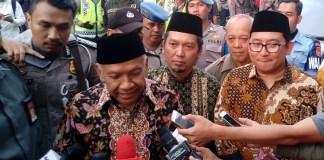 Pimpinan DPR Agus Hermanto (Foto: Andika/Nusantaranews)