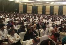 Para pimpinan perguruan tinggi berkumpul. (Foto Dok. Pribadi Nusantaranews)