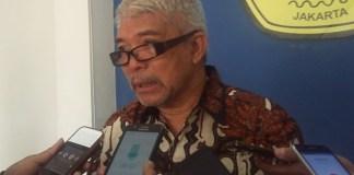 Rektor Universitas Jakarta, Tjindra Parma/Foto Ucok A/Nusantaranews