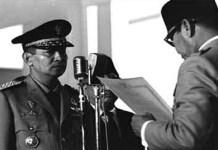 Soekarno, Soeharto dan Supersemar