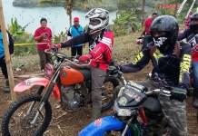 Wisata trai di Patai Brumbun. (Foto Dok. Pribadi/Nusantaranews)