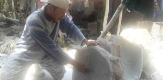 Marmer Besole Tulungagung Go Internasional. Foto Tri Wahyudi/ NusantaraNews
