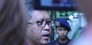 Sekjen PDIP Hasto Kristiyanto. Foto Richard Andika/ NusantaraNews