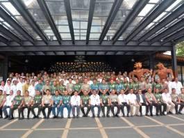 Peserta Forum Kesekuritian dan Bahan Peledak 2017 SKK Migas-KKKS Wilayah Jabanusa di Malang. (Foto: Istimewa)