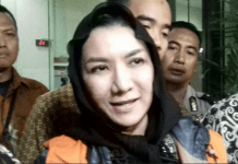 Bupati Kutai Kartanegara, Rita Widyasari (Foto Istimewa/Nusantaranews)