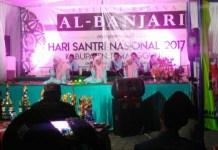 STAINU Temanggung gelar Festival Rebaba Al-Banjari di Hari Santri Nasional (HSN) 2017. Foto Dama/ NusantaraNews