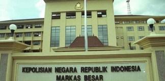 Gedung Mabes Polisi RI (Foto Istimewa)
