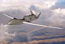 Drone Northrop Grumman RQ-4 Global Hawk yang dibeli Angkatan Udara Korea Selatan (ROKAF) untuk kepentingan misi pengintaian aktivitas militer Korea Utara. (Foto: Foxtrot Alpha)