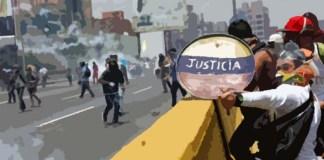 Ilustrasi Gerakan Protes Umum Melawan Pemerintah