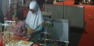 stand pameran Senapati Nusantara dalam gelaran Nusantara Expo & Forum 2017. Foto Istimewa/ NusantaraNews