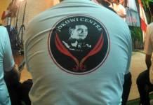 Deklarasi Koordinator Nasional Relawan Jokowi Center (Kornas-RJC) mendukung Joko Widodo kembali terpilih menjadi Presiden pada Pilpres 2019 mendatang. (Foto: Romandhon/NusantaraNews)
