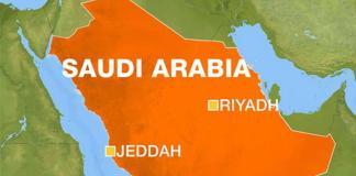 Peta lokasi Istana Al-Salam di Jeddah, sebuah Istana Raja Salman. (Foto: Al Jazeera)