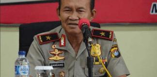Kapolda Riau Irjen Pol Nandang (Foto via riaunews)