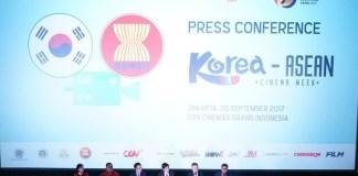 Korea-ASEAN Cinema Week 2017 (Foto Istimewa)