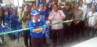 KCP BPJS Ketenagakerjaan Ponorogo menyelenggarakan kegiatan Launching Desa Sadar Jaminan Sosial KetenagakerjaanTahun 2017 di Kantor Desa Mojopitu, Slahung, Ponorogo. (Foto: Istimewa)