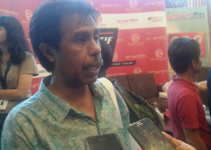 Margarito Kamis (Foto: Ucok A/Nusantaranews)