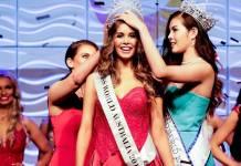 Pemenang Miss World Australia 2017, Esma Voloder . (Foto: @WireImage)
