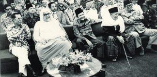 Muna MUI II di Hotel Sahid pada 28 Mei 1980 (Foto Istimewa)