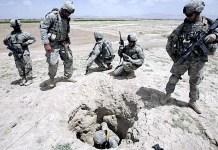 Pasukan AS di Afghanistan Mencari Mineral/Foto Daily Mail