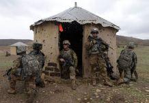 Pasukan Amerika Serikat di daratan Afrika. (Foto: AFP)