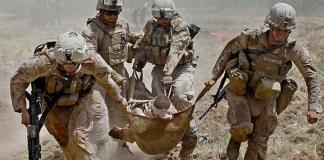 Ilustrasi Perang Afghanistan/Foto Raacdo Media