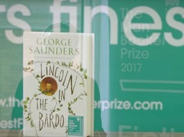 Novel Lincoln in the Bardo karya George Saunders jadi pemenang Man Booker Prize 2017. Foto: Cop by NNCart/ NusantaraNews