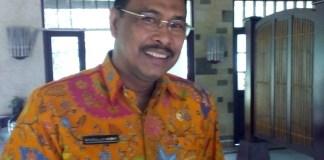 Wakil Ketua BPK Bahrullah Akbar (Foto: Romandhon/Nusantaranews.co)