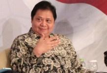 Menteri Perindustrian, Airlangga Hartarto. (Foto: Humas Kemenperin)