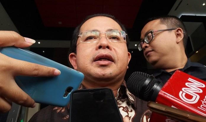 Wakil Bendahara Umum Partai Golkar, Zulhendri Hasan. Foto Restu Fadilah/ NusantaraNews