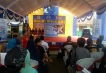 Ibas Sosialisasikan Program KIE-Kreatif Bersama BKKBN. Foto Muh Nurcholis/ NusantaraNews