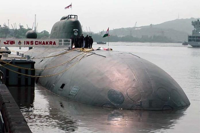 Kapal Selam Kelas Akula-2 Rusia/Foto National Interest