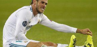 Bintang Real Madrid Gareth Bale. Foto: Rex Features