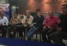 KPK Gelar Jumpa Pers (Foto Restu Fadilah/Nusantaranews)