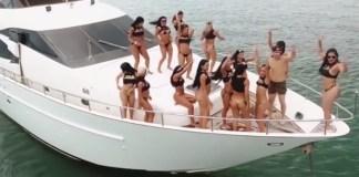 Lubiran Unlimited Sex di Pulau Seks Pantai Utara Kolombia Terancam Gagal. Foto: Crop Video Independent
