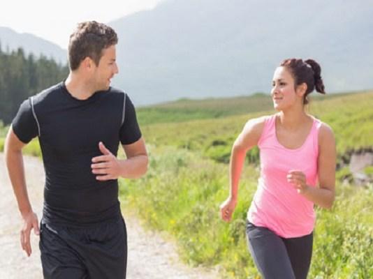 Olahraga dinilai memberikan manfaat besar bagi kepuasan seks pasangan. Foto: Thinkstock